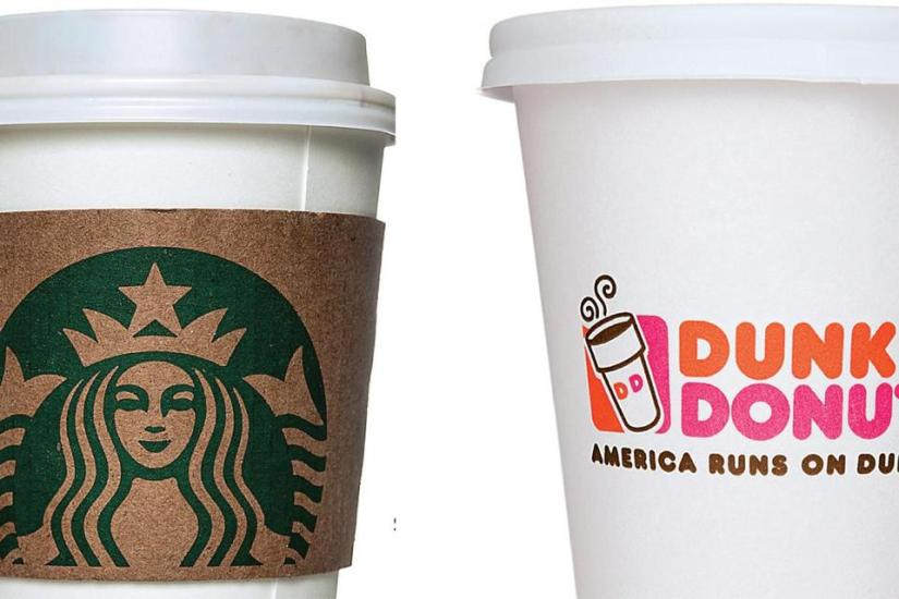 Healthier Starbucks/Dunkin' Options For Your Daily Routine
